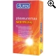 Durex Pleasuremax Warming Condooms 6st.