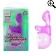 Magic Wand Soft Jelly G - Opzetstuk Paars