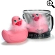I Rub My Duckie - Paris Vibrator - Roze