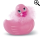 I Rub My Duckie - Paris Roze Travel Size Vibrator